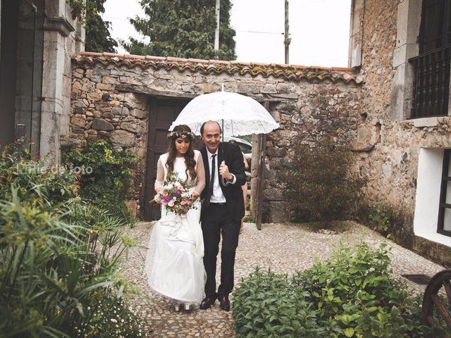 La boda de Piers y Marta en Grado, Asturias 22