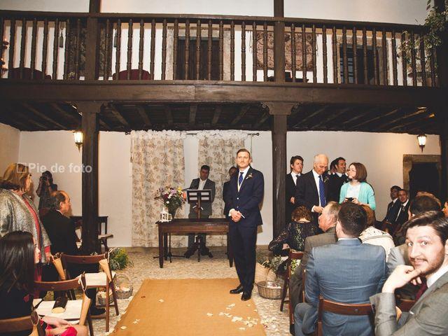 La boda de Piers y Marta en Grado, Asturias 26