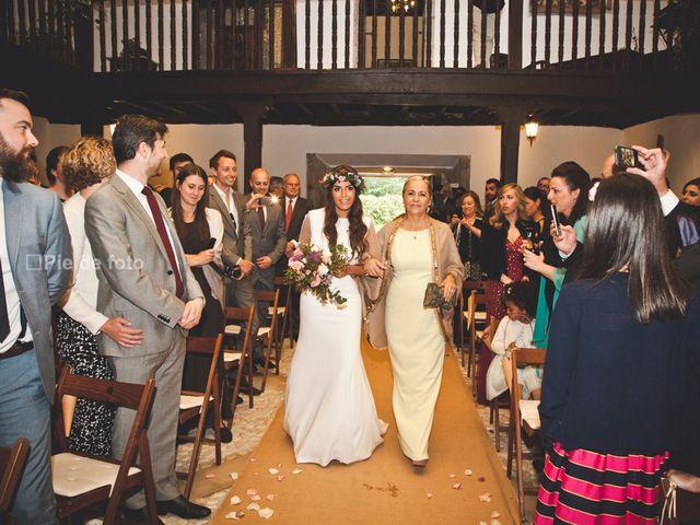 La boda de Piers y Marta en Grado, Asturias 29