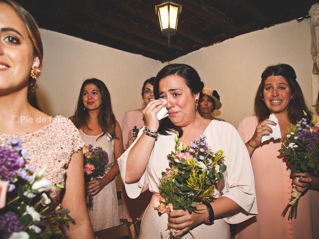 La boda de Piers y Marta en Grado, Asturias 30