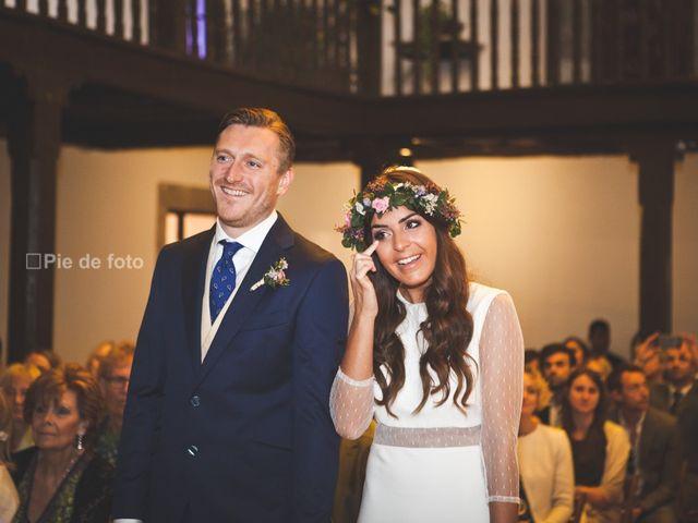 La boda de Piers y Marta en Grado, Asturias 34