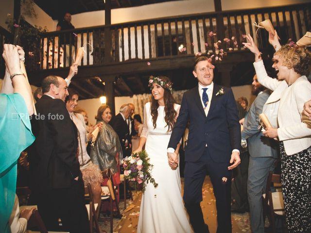 La boda de Piers y Marta en Grado, Asturias 37