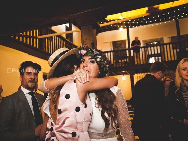 La boda de Piers y Marta en Grado, Asturias 41