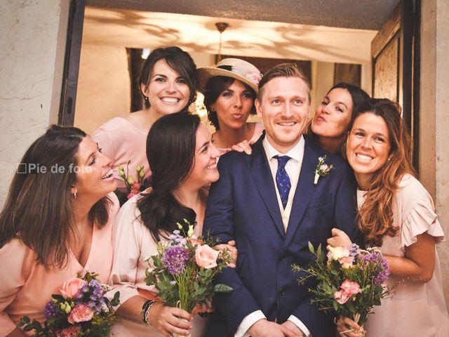 La boda de Piers y Marta en Grado, Asturias 43