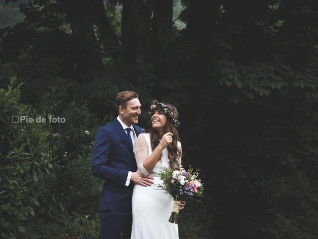 La boda de Piers y Marta en Grado, Asturias 50