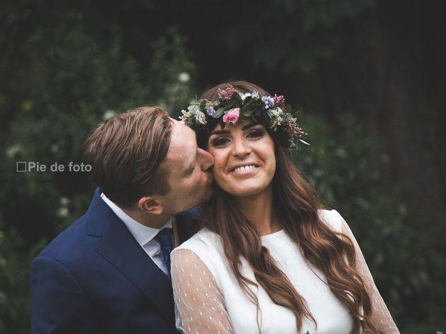 La boda de Piers y Marta en Grado, Asturias 52
