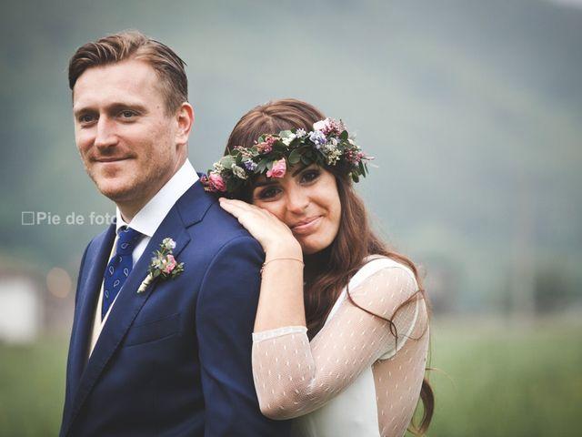 La boda de Marta y Piers