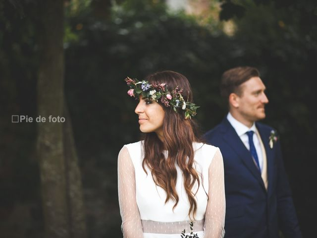 La boda de Piers y Marta en Grado, Asturias 57