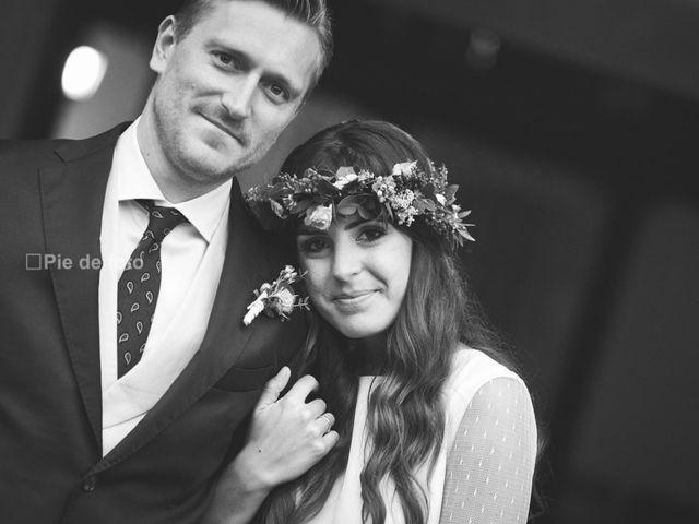 La boda de Piers y Marta en Grado, Asturias 61
