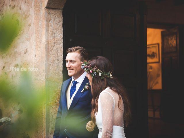 La boda de Piers y Marta en Grado, Asturias 63