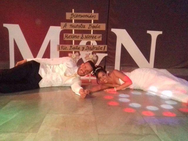 La boda de Maximo y Nerea en Alcalá De Henares, Madrid 2