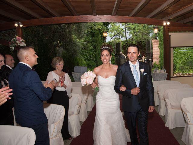 La boda de Maximo y Nerea en Alcalá De Henares, Madrid 84