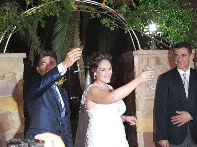 La boda de Miguel y Diana en Mérida, Badajoz 1