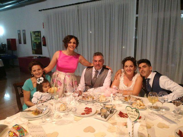 La boda de Miguel y Diana en Mérida, Badajoz 6