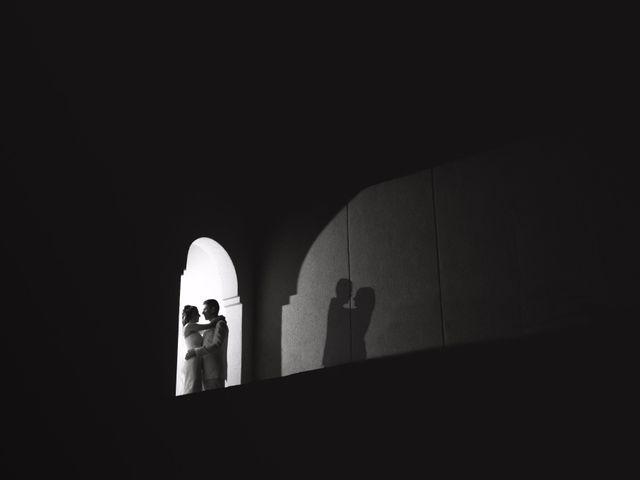 La boda de Dina y Tito