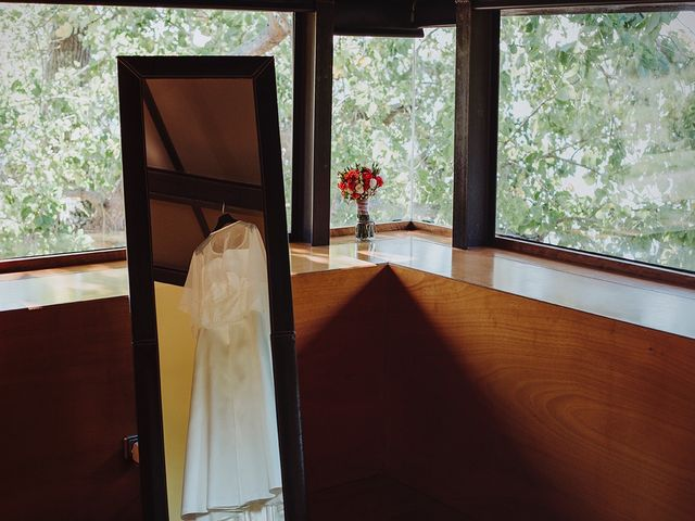 La boda de Javi y Cris en Ferrol, A Coruña 9
