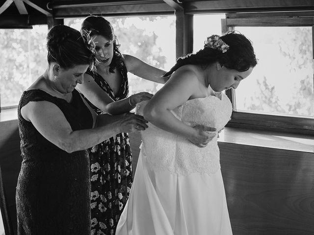 La boda de Javi y Cris en Ferrol, A Coruña 11