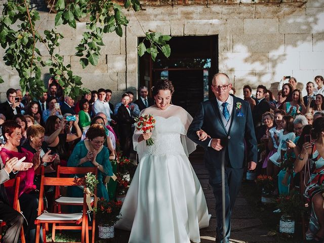 La boda de Javi y Cris en Ferrol, A Coruña 30