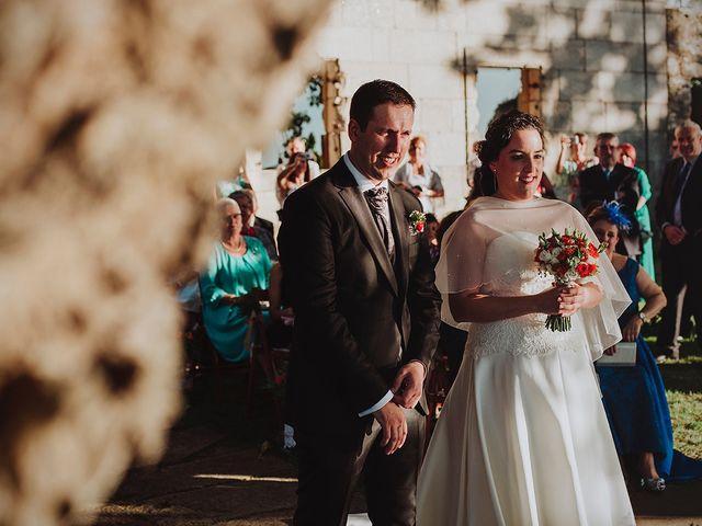 La boda de Javi y Cris en Ferrol, A Coruña 31