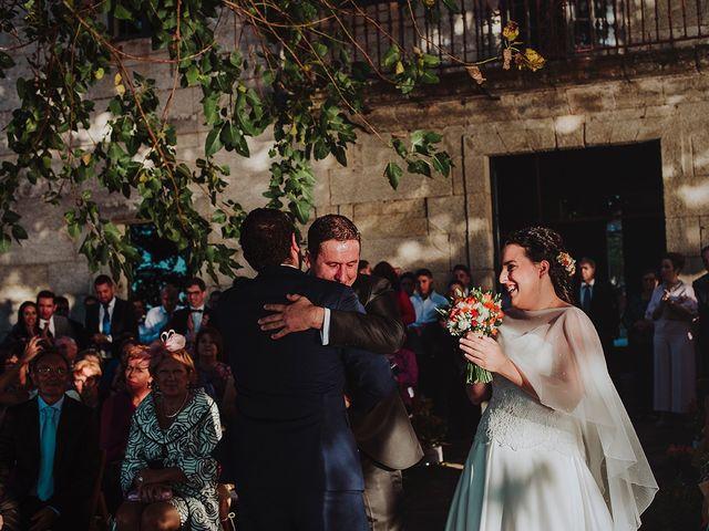 La boda de Javi y Cris en Ferrol, A Coruña 34