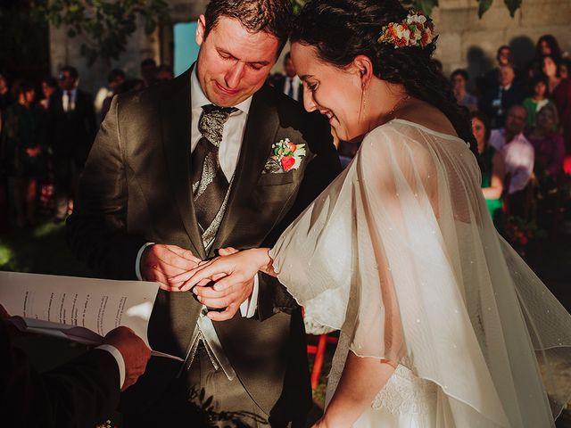 La boda de Javi y Cris en Ferrol, A Coruña 37