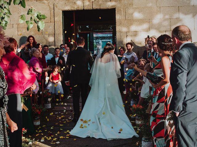 La boda de Javi y Cris en Ferrol, A Coruña 39