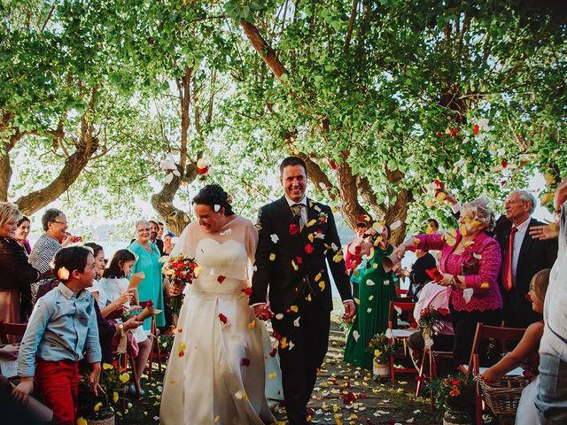 La boda de Javi y Cris en Ferrol, A Coruña 40
