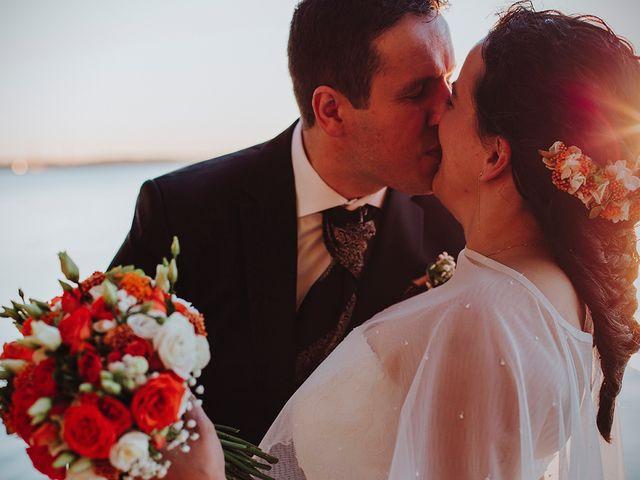La boda de Javi y Cris en Ferrol, A Coruña 44