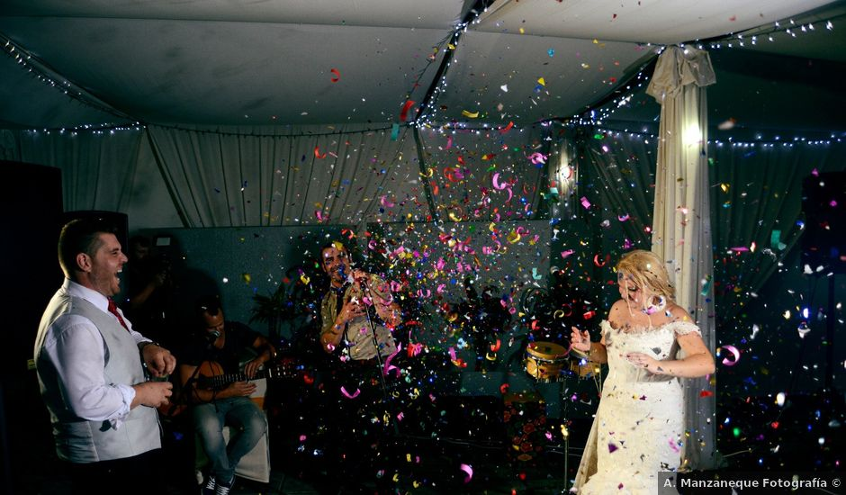 La boda de Antonio y Marga en Cartagena, Murcia