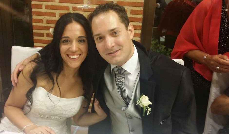 La boda de Gabriel  y María Pilar en Domingo Garcia, Segovia