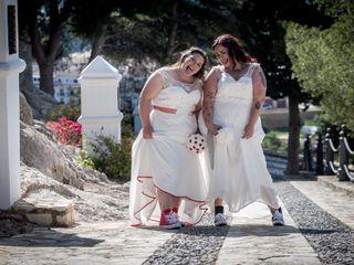La boda de Noemi y Elisabet