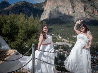 La boda de Noemi y Elisabet 3
