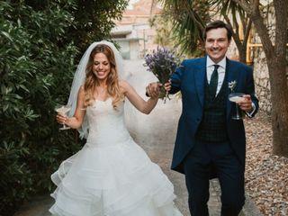 La boda de Gabriela y Jorge