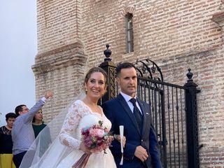 La boda de  Elena y Aurelio  1