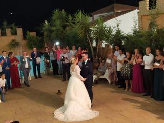 La boda de  Elena y Aurelio