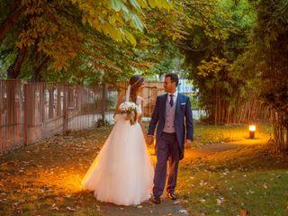 La boda de Luísa y Manuel