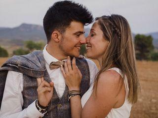 La boda de Heura y Toni