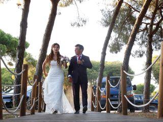 La boda de Jessica y Andros
