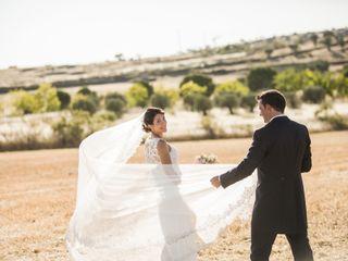 La boda de Marga y Antonio