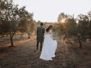 La boda de Aliza y Miguel