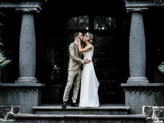La boda de Carol y Santi