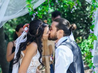 La boda de Elisa y Marco