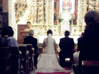 La boda de Natalia  y Jose Mª 3