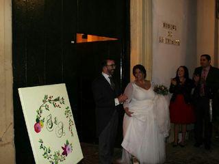 La boda de Sandra y Angel