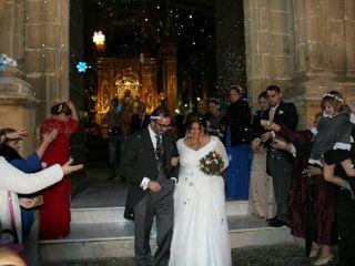 La boda de Sandra y Angel 1