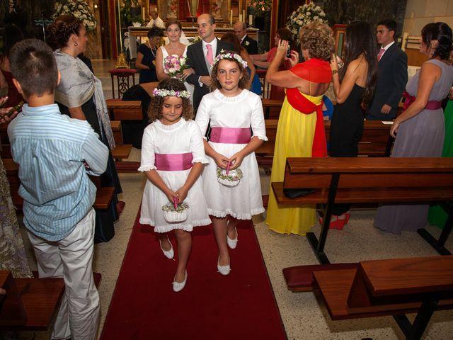La boda de Pablo y Sabrina en Las Palmas De Gran Canaria, Las Palmas 20