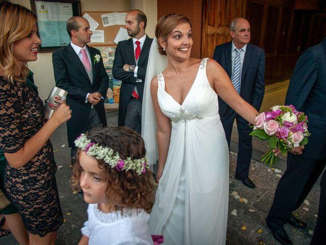 La boda de Pablo y Sabrina en Las Palmas De Gran Canaria, Las Palmas 24