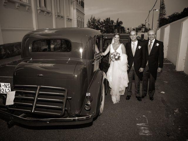 La boda de Pablo y Sabrina en Las Palmas De Gran Canaria, Las Palmas 29