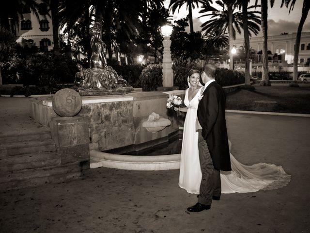 La boda de Pablo y Sabrina en Las Palmas De Gran Canaria, Las Palmas 30