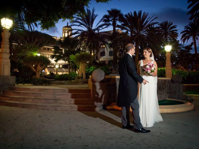 La boda de Pablo y Sabrina en Las Palmas De Gran Canaria, Las Palmas 31